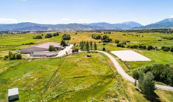 Rancho en Heber City, Utah, Estados Unidos 1