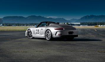 Porsche Speedster Heritage Edition