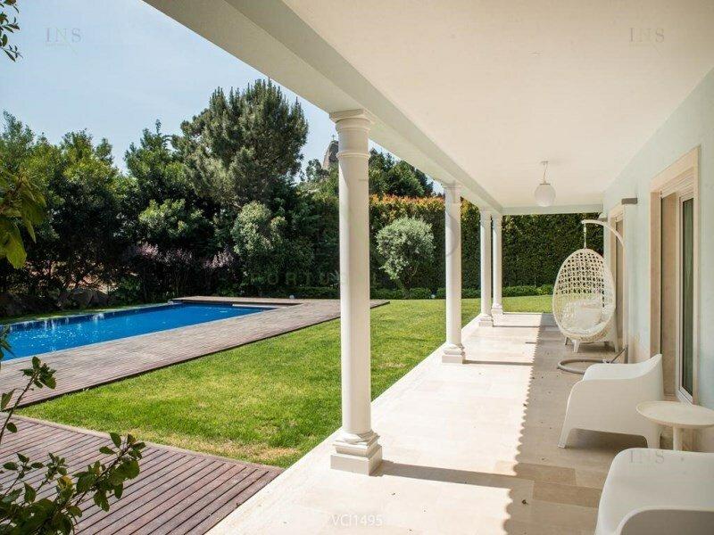 House in Sintra, Lisbon, Portugal 1