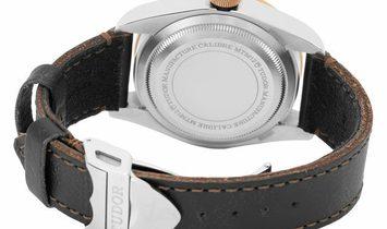 Tudor Heritage Black Bay 79733N, Baton, 2020, Very Good, Case material Steel, Bracelet