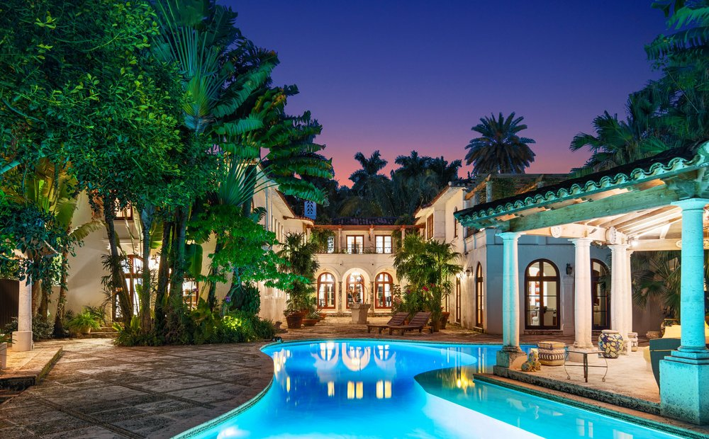 Luxury homes with fitness center / gym for sale in Miami, Florida |  JamesEdition