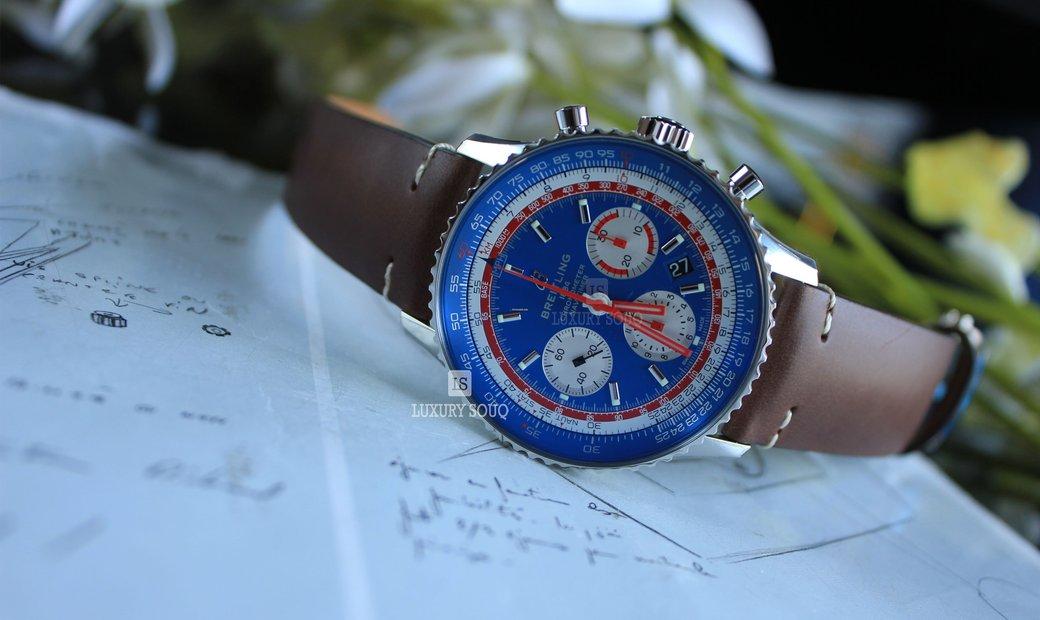 Breitling Navitimer 1 B01 Chronograph 43 Pan Am (UN) AB01212B1C1X2