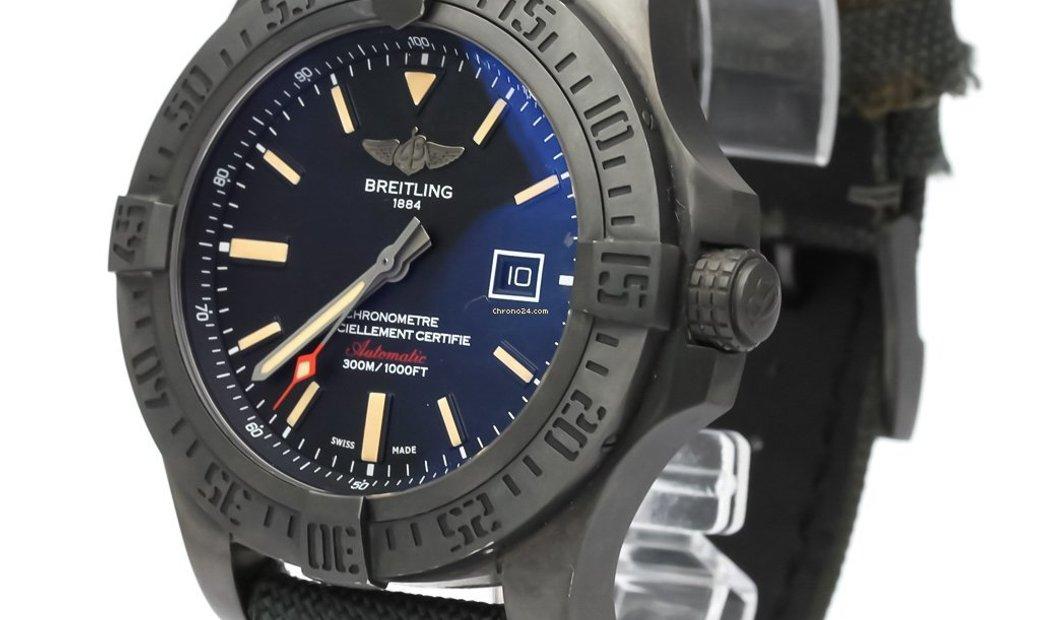 Breitling Avenger Blackbird UAE Edition V17310