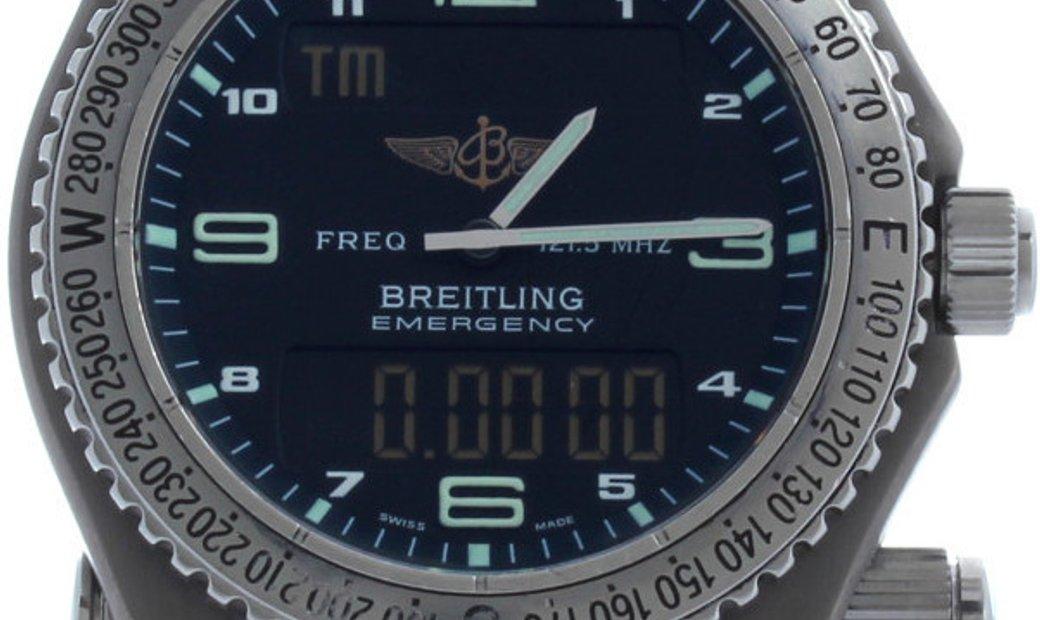 Breitling Emergency E56121