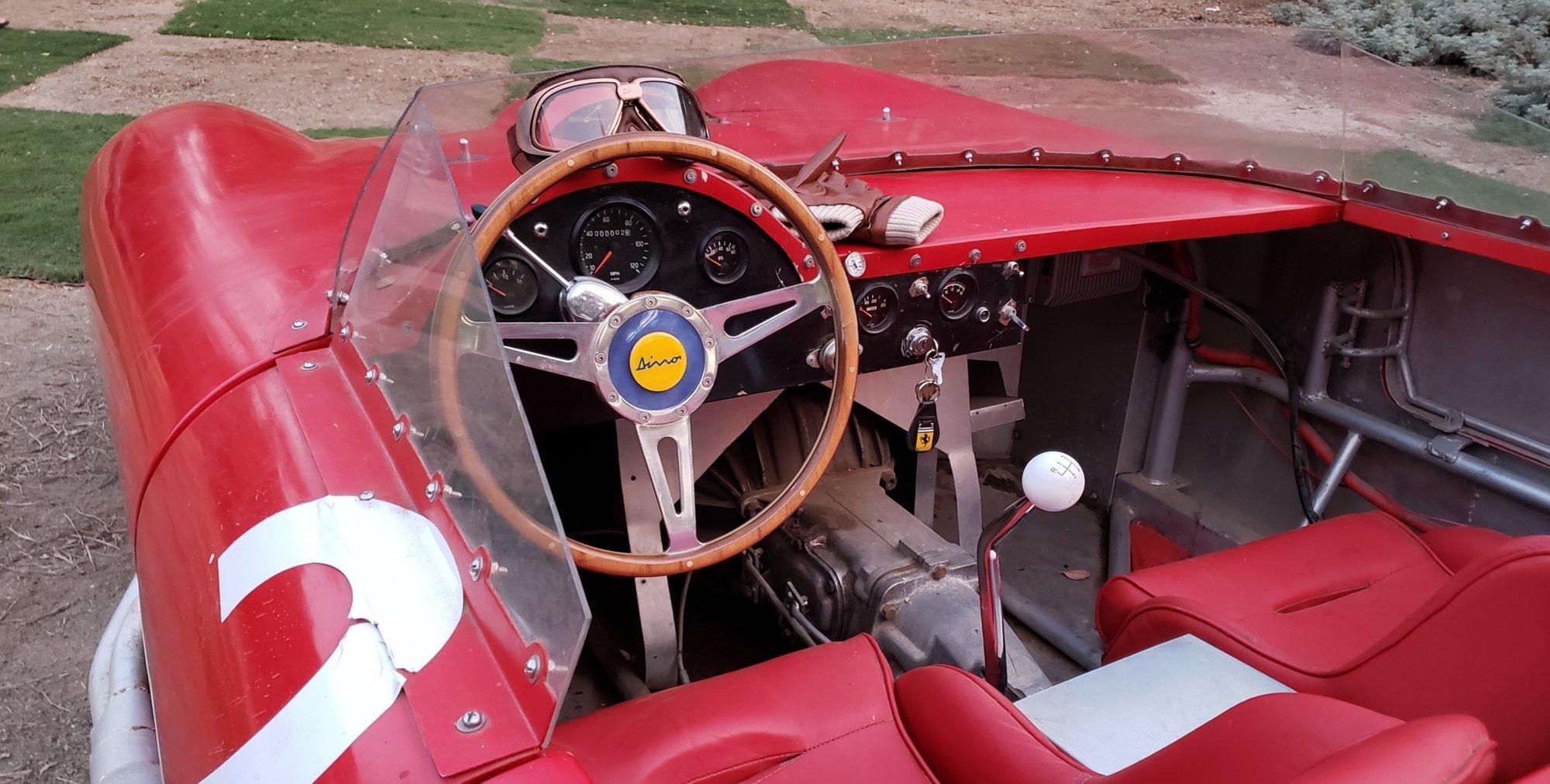 1958 Ferrari Dino In Beverly Hills Ca United States For Sale 10452585