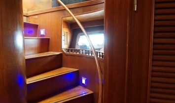 Angel Custom Med Yacht