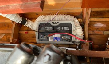 Custom Chris Craft Barrelback Replica