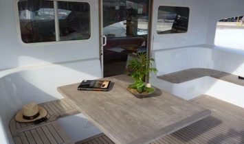 Custom Sailing Catamaran 72