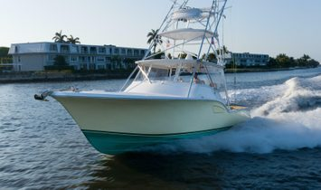 Out Island 38 Custom Express