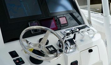 Intrepid 400 Center Console