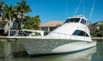 Ocean Yachts ENCLOSED FLYBRIDGE