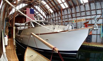 Custom Philbrooks Shipyard Cruiser