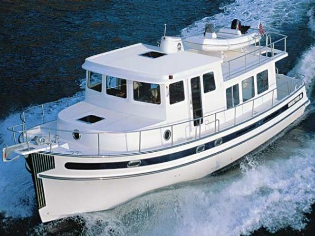 Yacht in United States 1