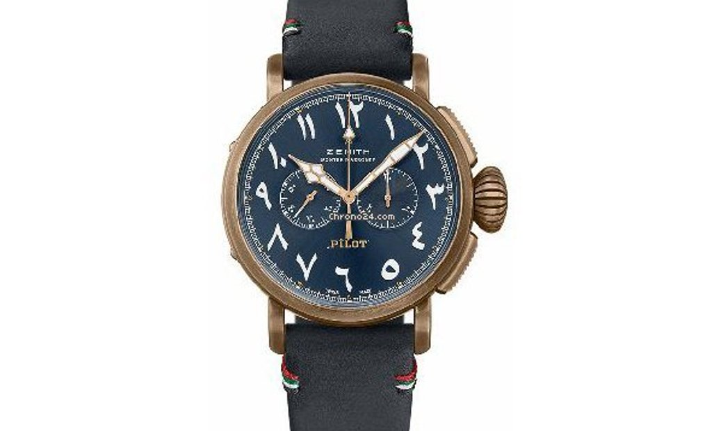 Zenith Pilot Type 20 Chronograph UAE Edition 29.2431.4069/57.C795