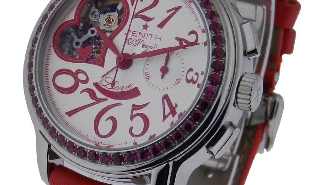 Zenith Chronomaster Star Open  16.1230.4021