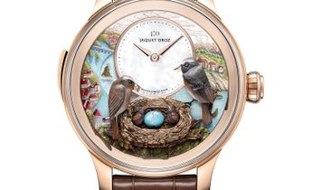 Jaquet Droz [LIMITED 8 PIECE] BIRD REPEATER FALL OF THE RHINE J031033206 (Retail:CHF 486'000)