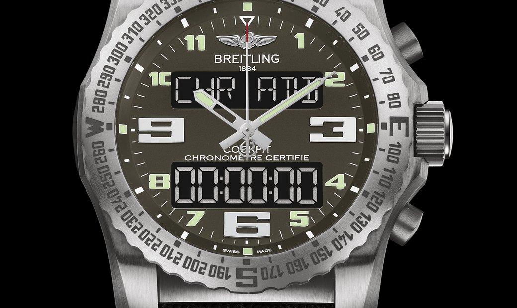 Breitling COCKPIT B50 EB5010B1/M532/100W/A20BASA.1