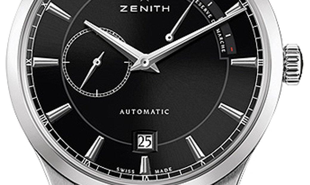 Zenith Captain Power Reserve Elite  03.2122.685/21.C493