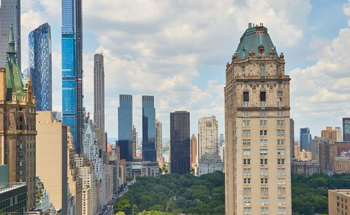 Penthouse in Manhattan, New York, United States