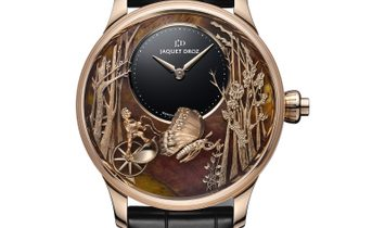 Jaquet Droz [LIMITED 28 PIECE] Loving Butterfly Automaton J032533275 (Retail:CHF 130'150)