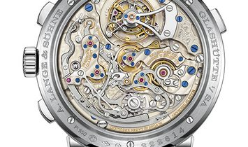 A. Lange & Söhne [LIMITED 100 PIECE] Datograph Perpetual Tourbillon 740.036FE (Retail:US$299,800)