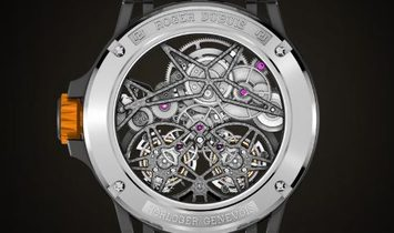 Roger Dubuis [NEW] Excalibur Spider Double Flying Tourbillon RDDBEX0589 (Retail:US$ 281,000)