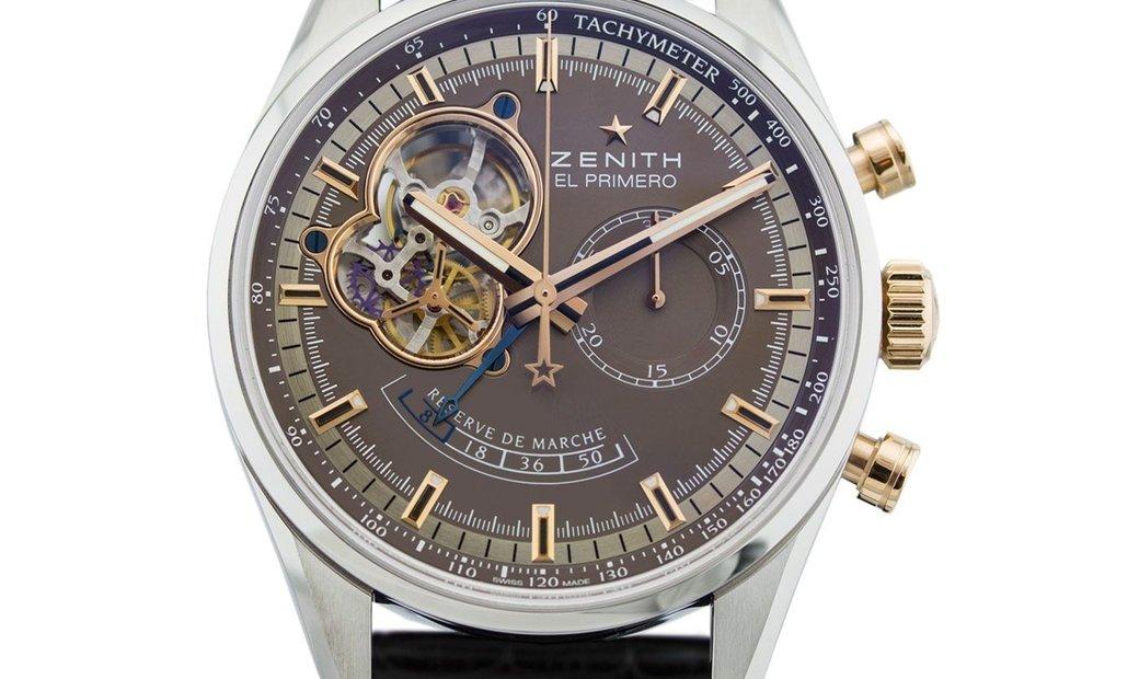 Zenith El Primero Chronomaster Power Reserve Terra (UN-C) 03.2086.4021/77.C494