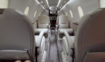 Mid Sized Corporate Jet w/ Flexibility of Accessing Smaller Airports
