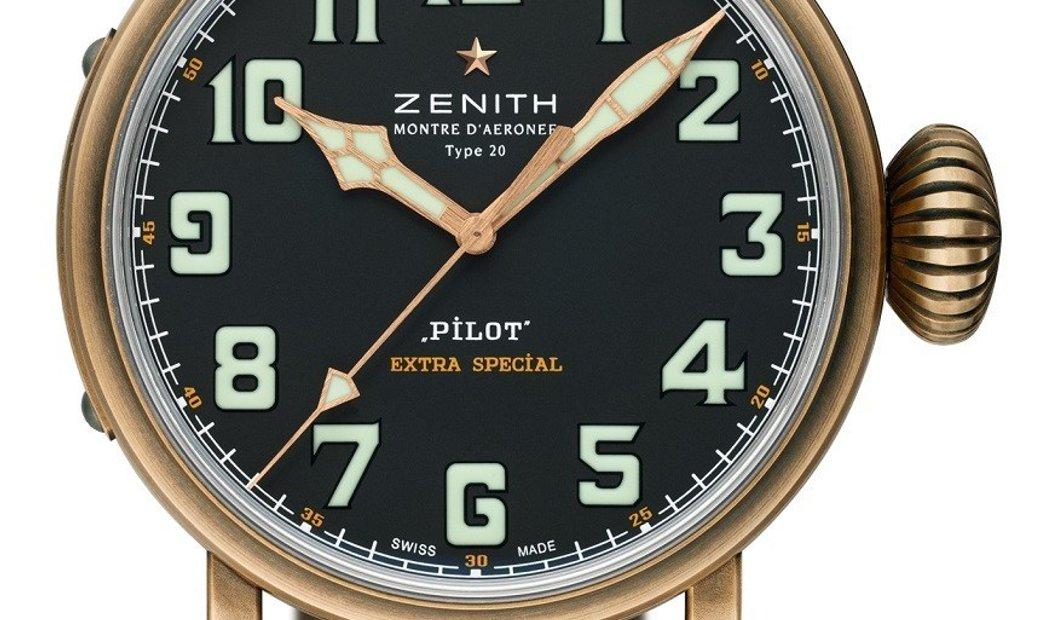 Zenith Pilot Type 20 Extra Special 29.2430.679/21.C753
