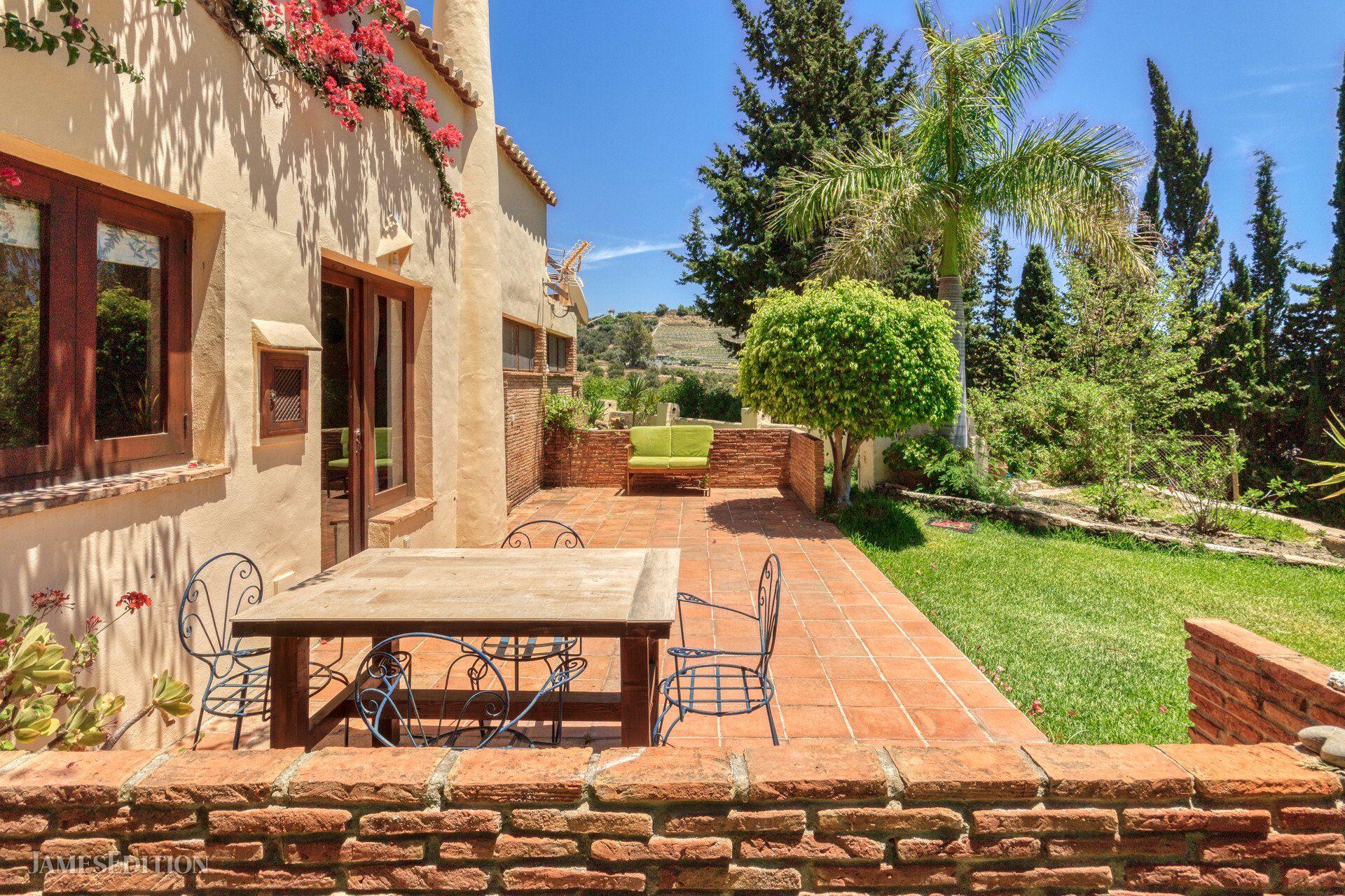 House in Frigiliana, Andalusia, Spain 1