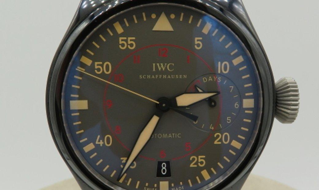IWC Big Pilot Top gun Miramar.
