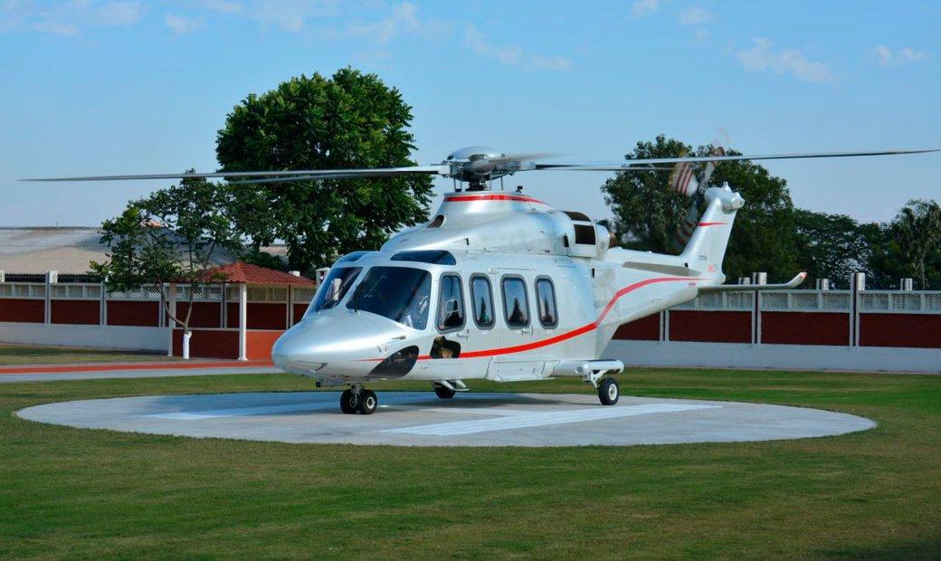 AW139 VIP 2016