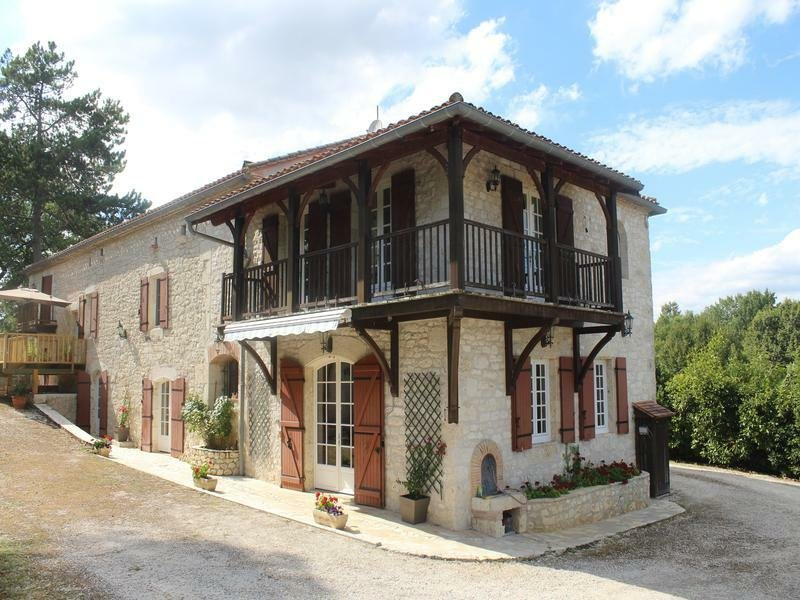House in Roquecor, Occitanie, France 1