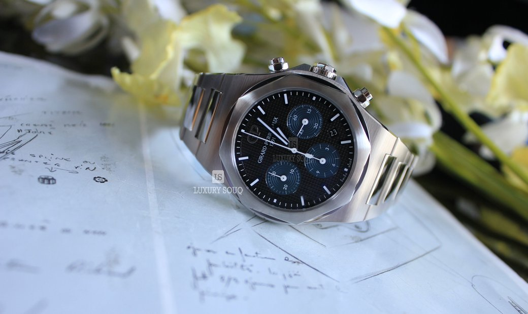Girard Perregaux Laureato Chronograph 38 Mm (UN) 81040-11-631-11A