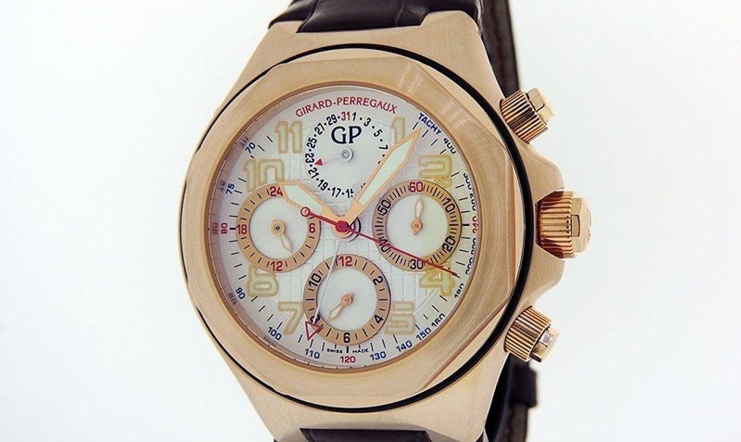 Girard Perregaux Laureato Evo3 80180.52.112.BBEA