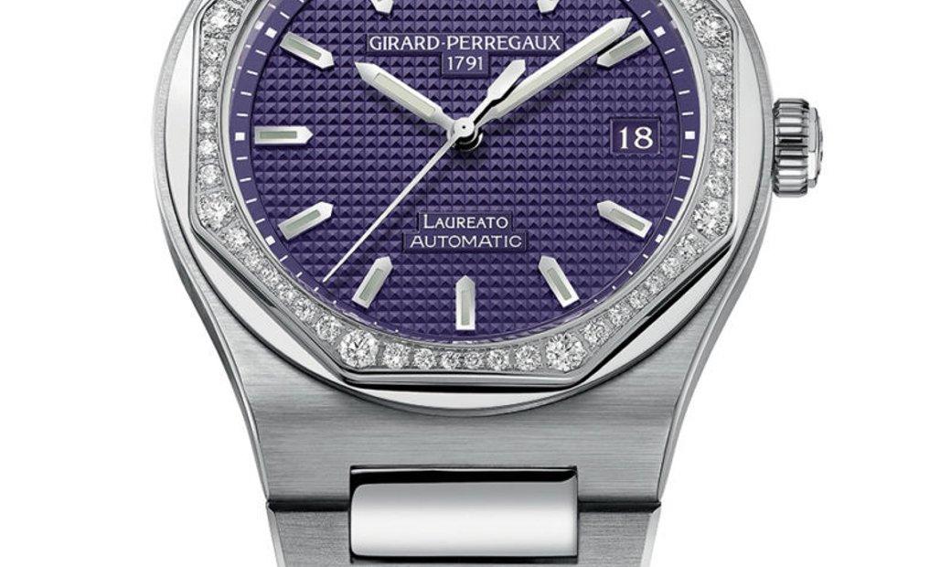 Girard Perregaux Laureato Summer Limited Edition (UN) 81005D11A182511A