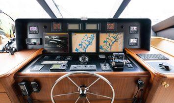 Pacific Mariner 85 Motoryacht