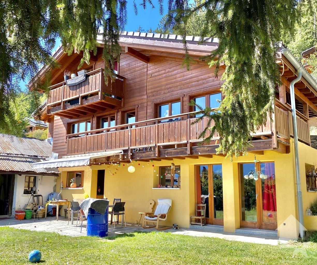 Chalet in Savièse, Valais, Switzerland 1