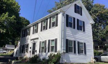 House in Woburn, Massachusetts, United States 1