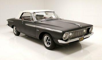 1962 Plymouth Fury 2 Door Convertible