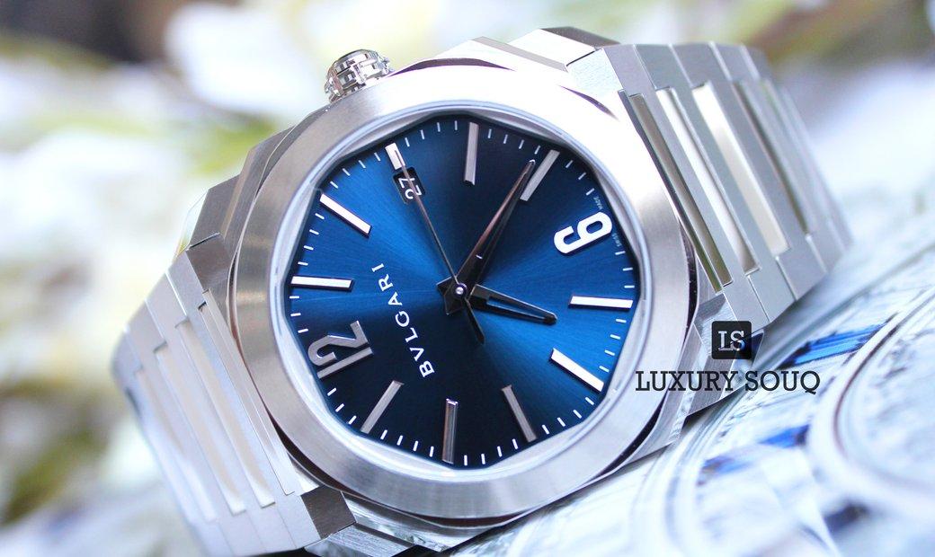 Bvlgari Octo Roma Watch 102856