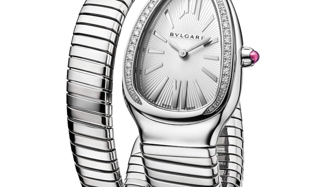 Bvlgari Serpenti Tubogas Watch 101816 SP35C6SDS.1T