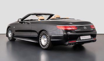 2017 Mercedes-Benz Mercedes-Maybach S 650 Cabrio