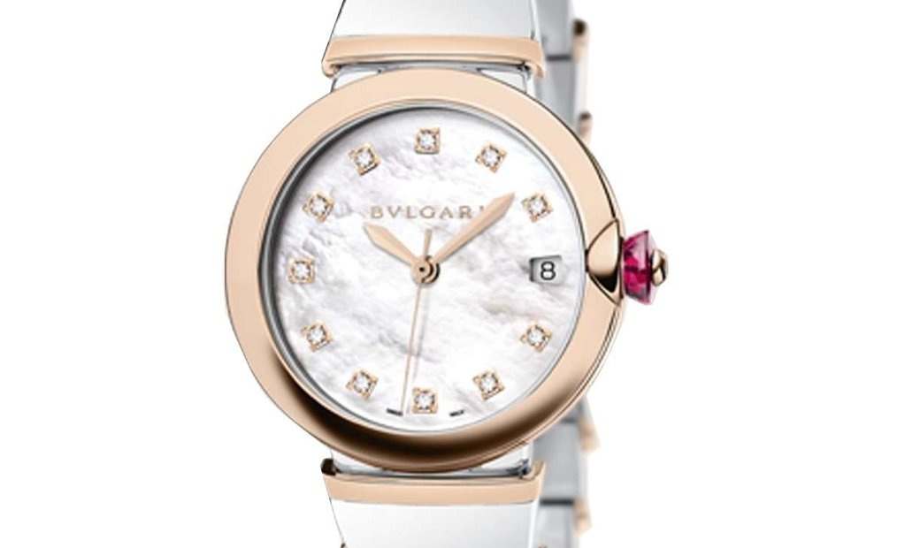 Bvlgari LVCEA Watch 102384 LU36WSPGSPGD/11