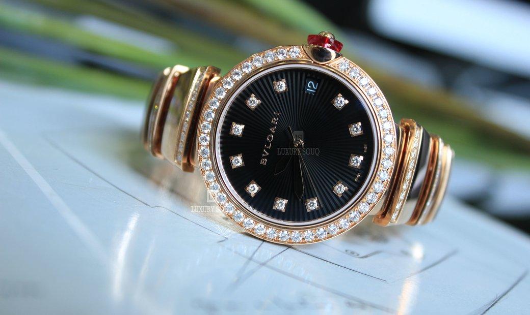 Bvlgari Lvcea Watch 102191