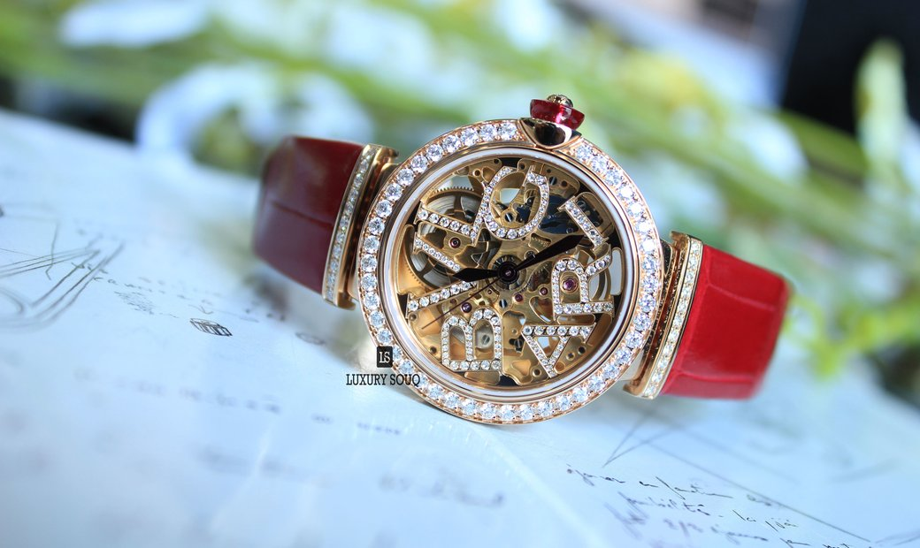 Bvlgari LVCEA Watch 102833 LUP33SKGDL