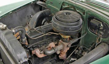 1951 Chevrolet Fleetline Deluxe Sedan