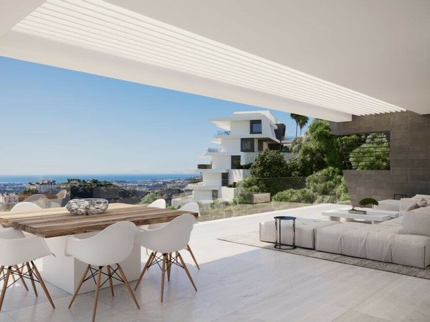 Penthouse in Marbella, Andalusia, Spain 1