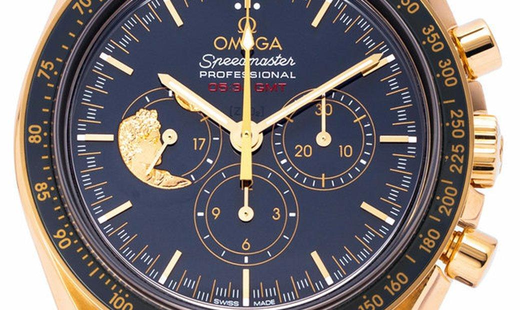 Omega Speedmaster Moonwatch Anniversary Limited Series  311.63.42.30.03.001, Baton, 201