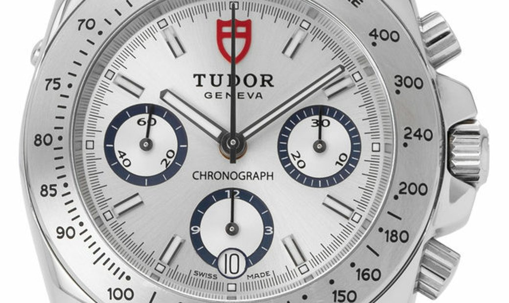 Tudor Sport Collection 20300, Baton, 2019, Very Good, Case material Steel, Bracelet mat